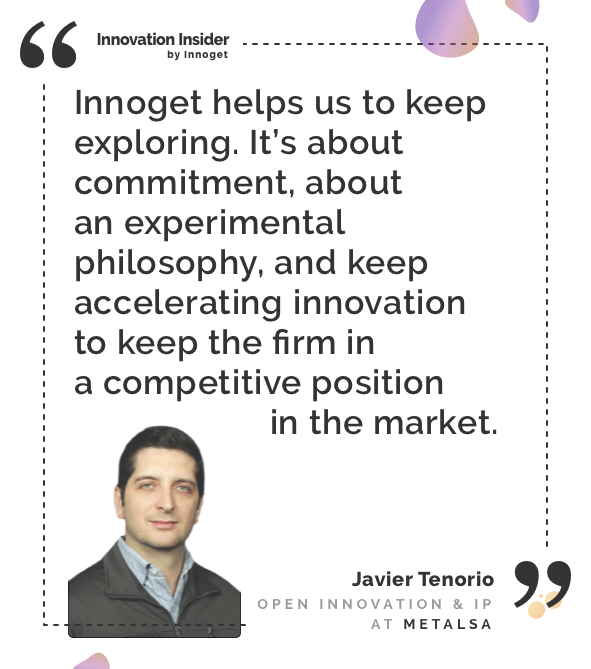 Innovation Insider: An interview with Mr. Javier Tenorio, Open Innovation & IP at Metalsa
