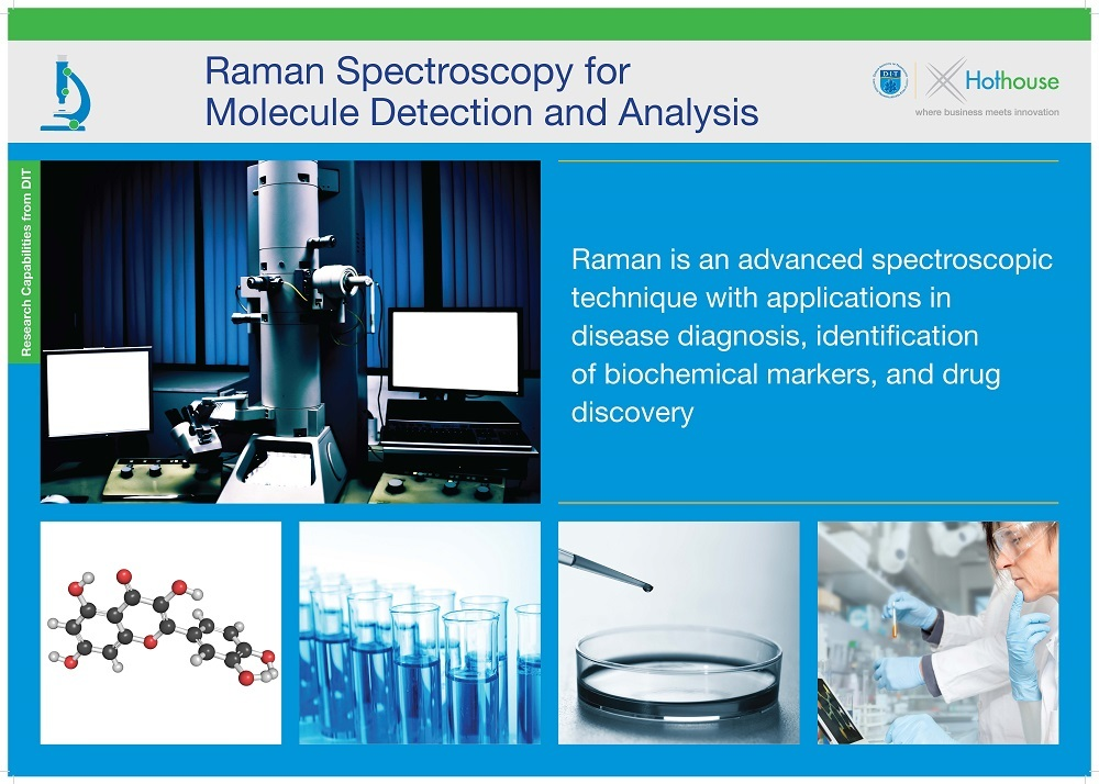 Raman Spectroscopy for Molecule Detection and Analysis