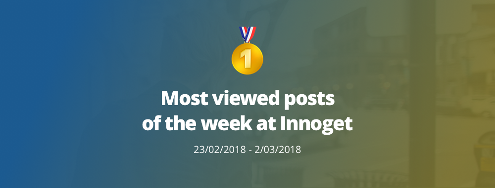 Most viewed posts of the week: 2nd March 2018