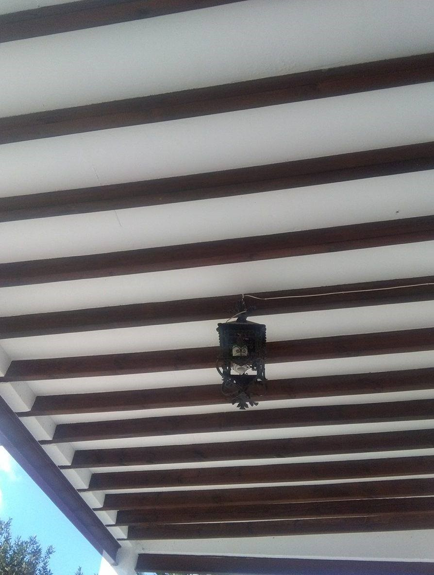 New connector for concrete and wood mixed structures