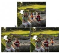 Software Algorithm for Geometric Image Rearrangement