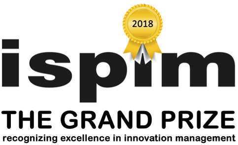 The Grand Prize (ispim) - Recognizing excellence in innovation management